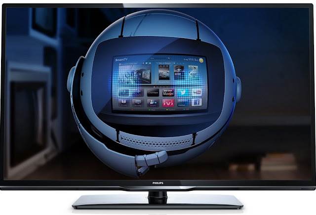 LED Smart TV Philips 42PFL3208
