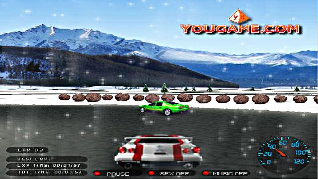 3D Car Racing - Image du Jeu