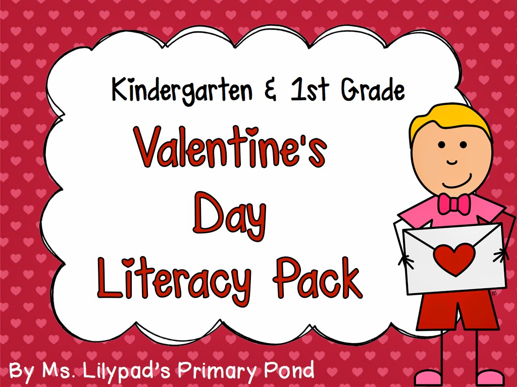 Ms Lilypad S Primary Pond Valentine S Day Learning And Printable Valentines For Students