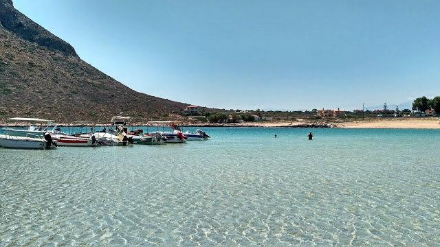 zatoka Stavros, Kreta, Grecja