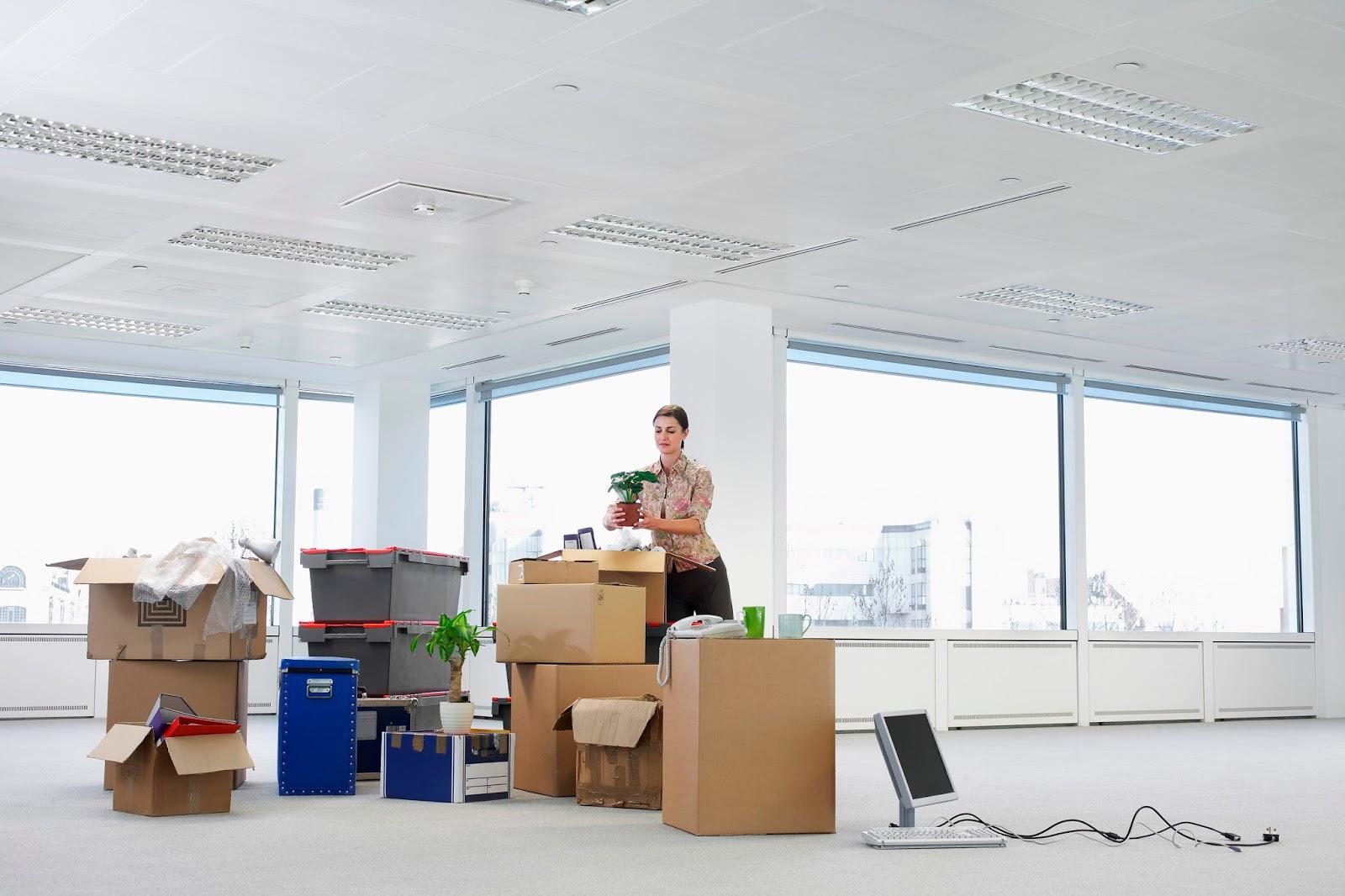 Yeni Ofise Taşınma Süreci
