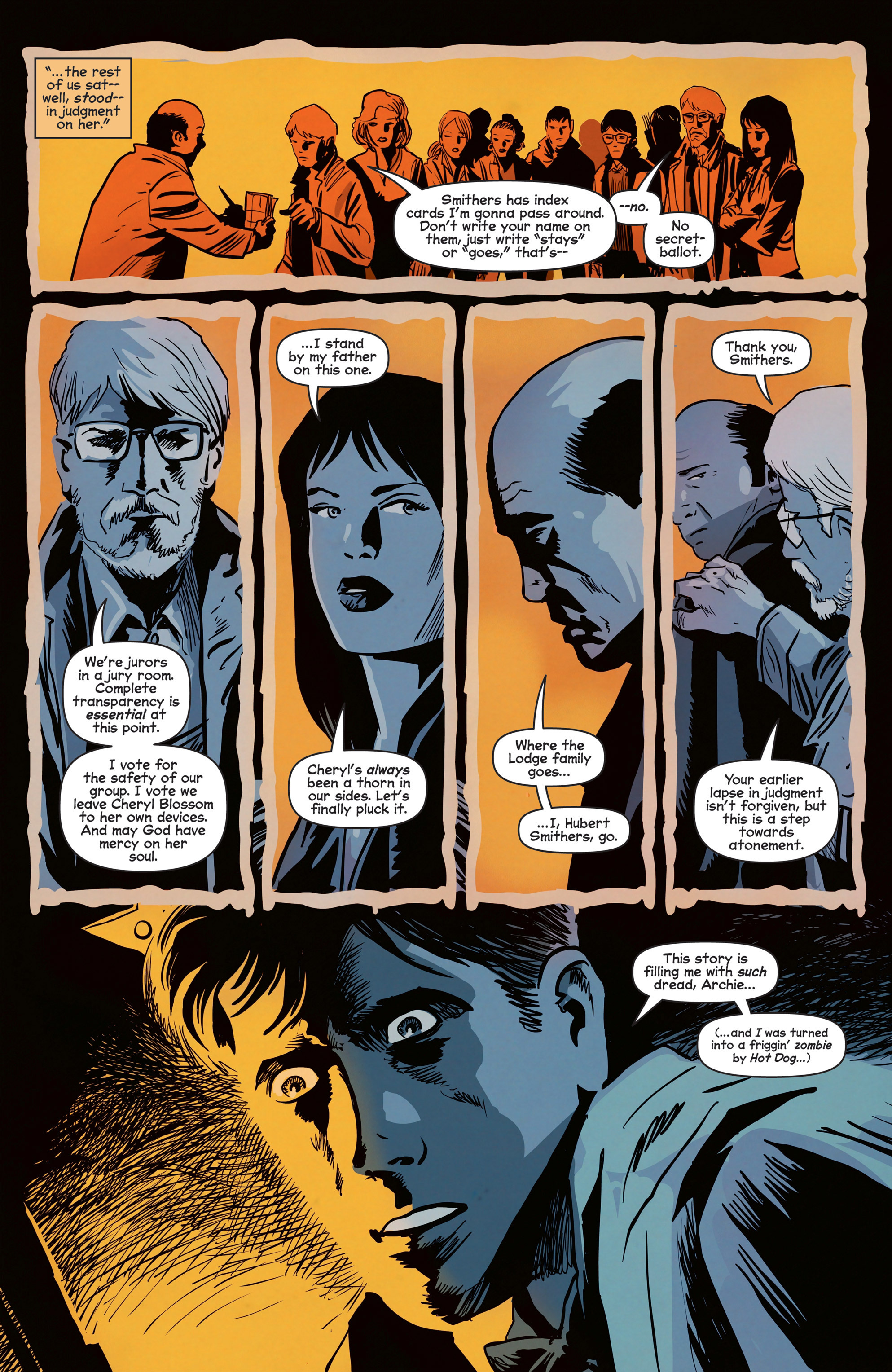 Read online Afterlife with Archie comic -  Issue #8 - 10