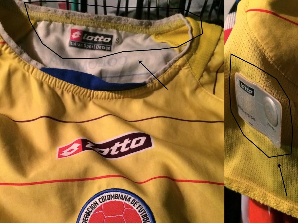 d984ceaf926d3 La Mirada De Un Coleccionista   ¿Cómo cuidar las camisetas de fútbol