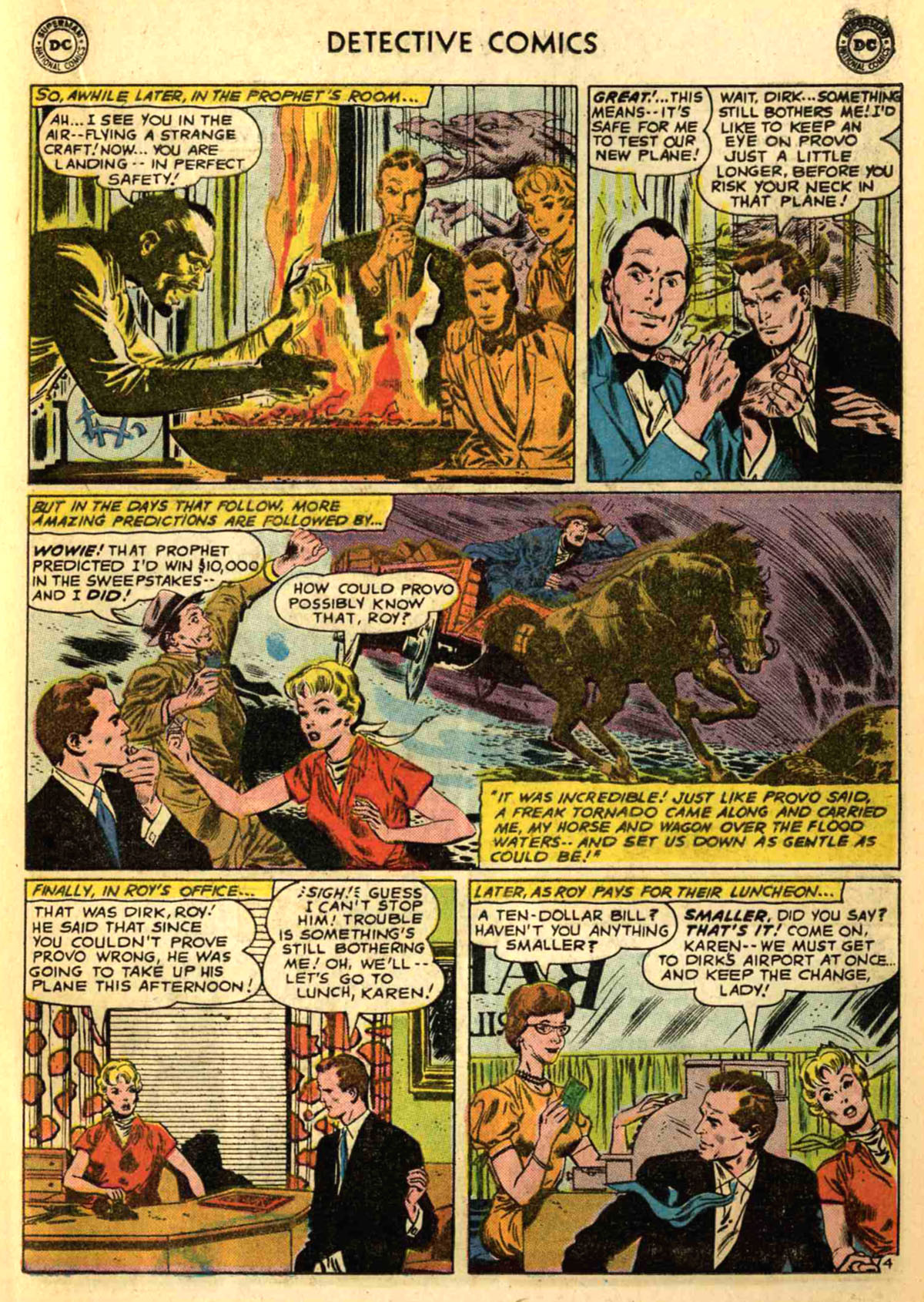 Detective Comics (1937) 285 Page 20