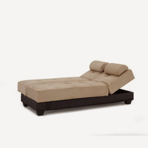 Serta Dream Convertible Klein Sofa