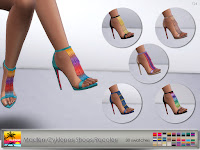 Madlen Cyklones Shoes Recolor