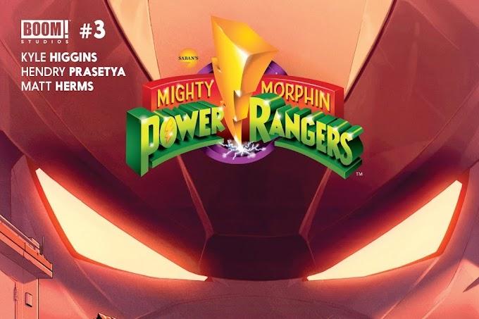 Tomo 3: Saga Green Ranger: Año Uno