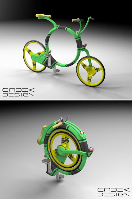 Cool Folding Bikes and Creative Folding Bike Designs (20) 14