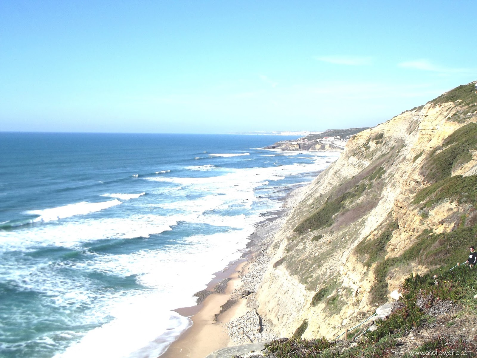 Praia da Aguda e Praia da Adraga, Sintra