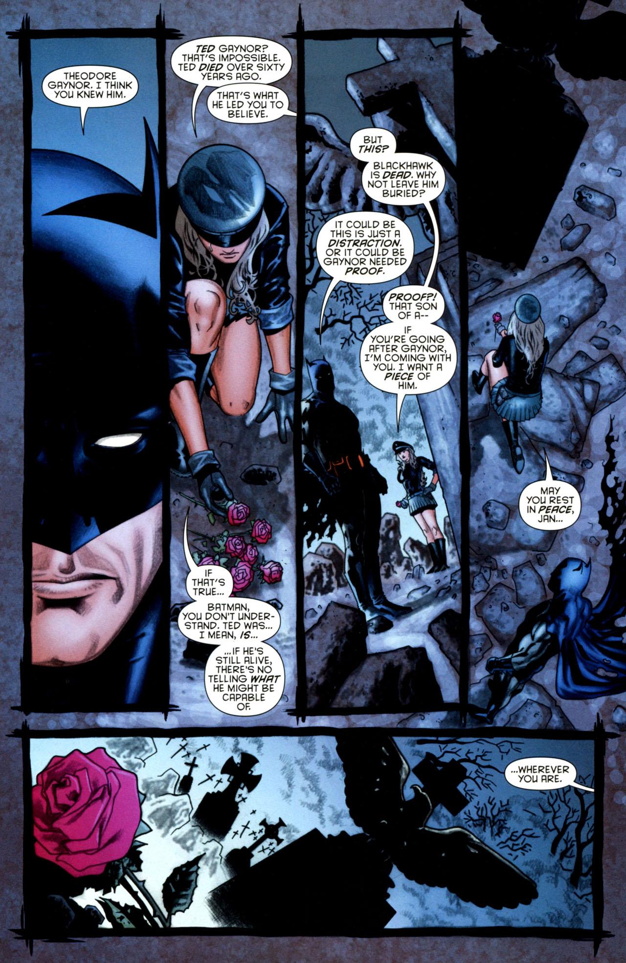 Batman Confidential Issue #37 #37 - English 3