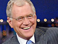 my dear friend Mr.David Letterman  on earth in Online