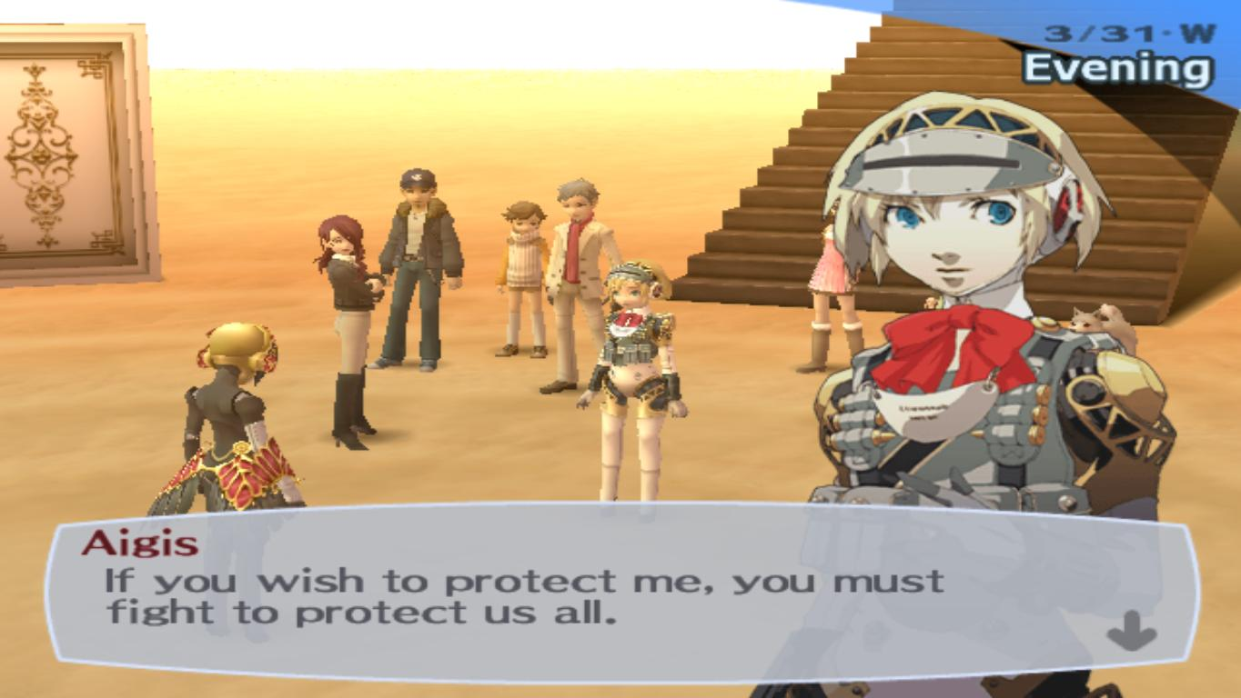 Persona 3 Rom Download