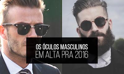 GOSSIP PROJECT §§ ...  As Tendências Dos Óculos Masculinos Para 2016 2991a94af9