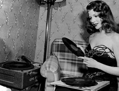 Famous People With Vinyl More Vintage Everyday
