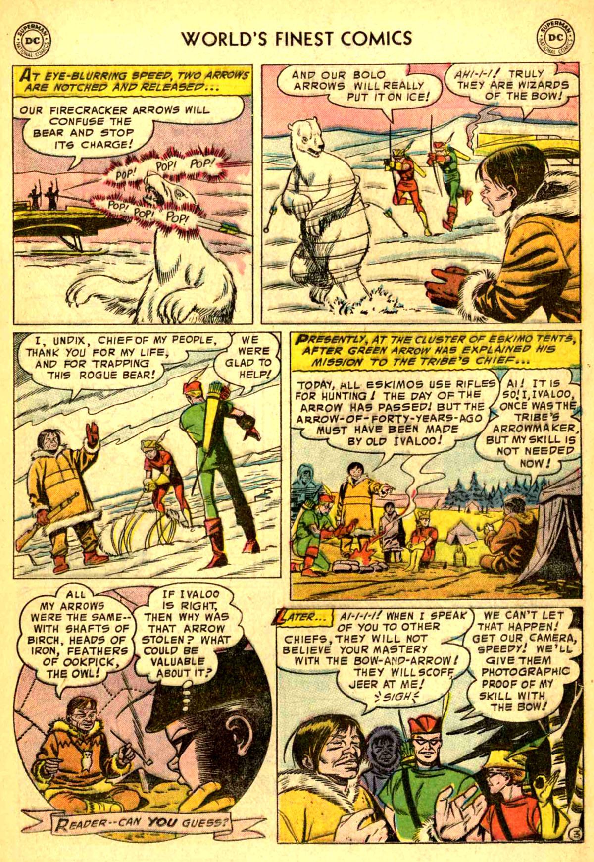 Read online World's Finest Comics comic -  Issue #77 - 19
