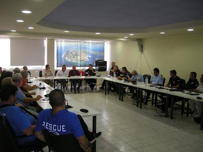 ΠΡΕΒΕΖΑ-Συνεδρίαση του Συντονιστικού Οργάνου Πολιτικής Προστασίας για την λήψη πρόσθετων μέτρων ενίσχυσης του μηχανισμού πυρόσβεσης