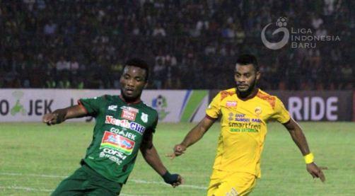 Hasil PSMS Medan vs Sriwijaya FC 1-0 Liga 1 Jumat 18 Mei 2018