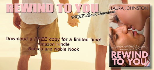 FREE Book Alert! REWIND TO YOU by Laura Johnston