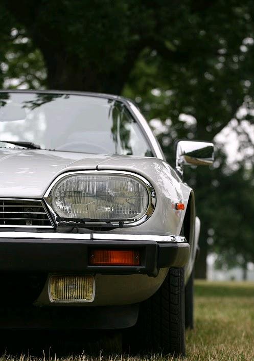 Jaguar Cars: XJ-S V12 maintenance on