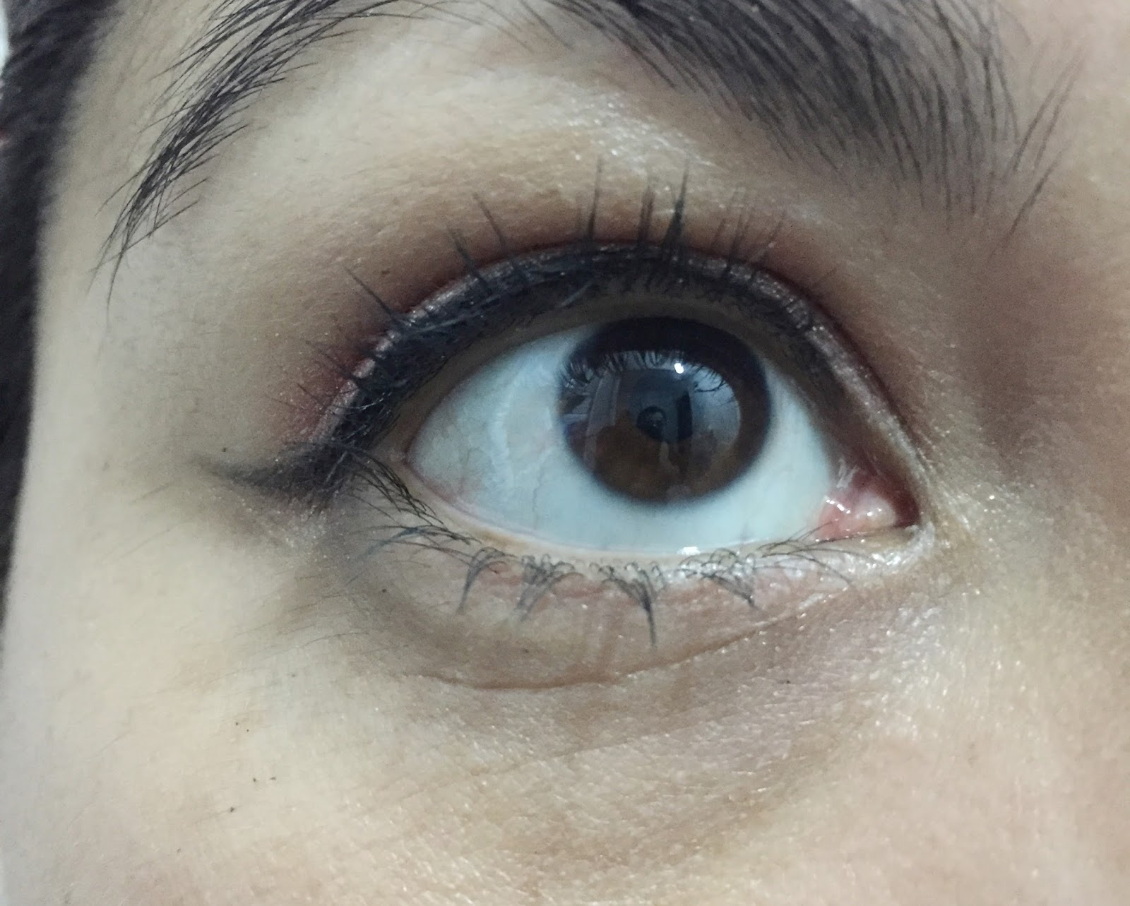Natural Clear Mascara Remedy