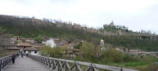 Barrio de Asenova, Puente de Madera.