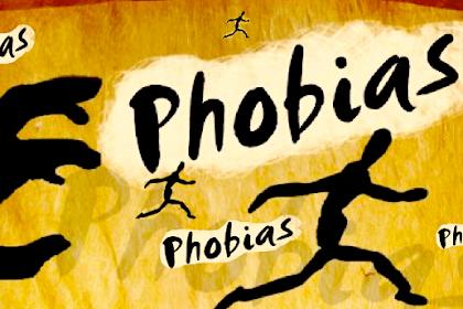 5 Phobia Teraneh