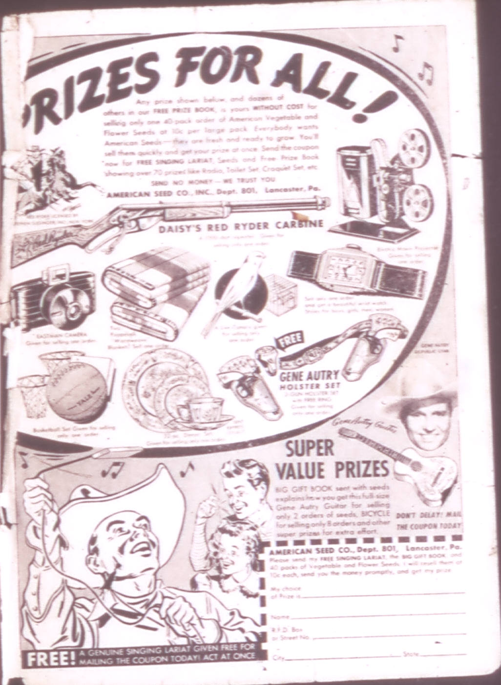 Read online All-American Comics (1939) comic -  Issue #25 - 67