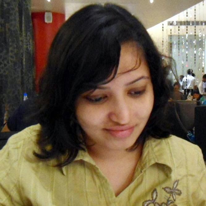 Miss. Komal (French Language Expert)