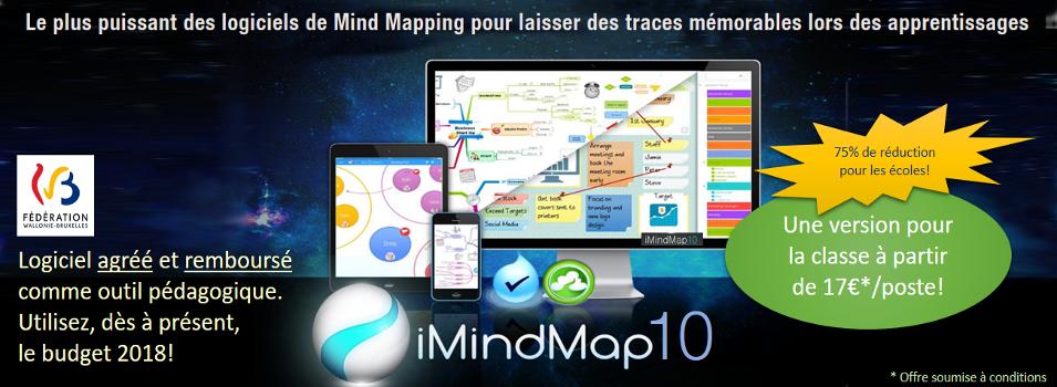 Logiciel de Mind Mapping pour la classe
