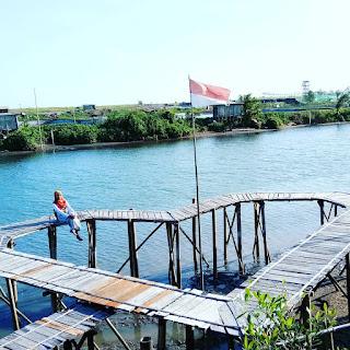 Rute Dan Lokasi Pantai Pasir Kadilangu Kulon Progo, Hutan Mangrove Yang Lagi Hits