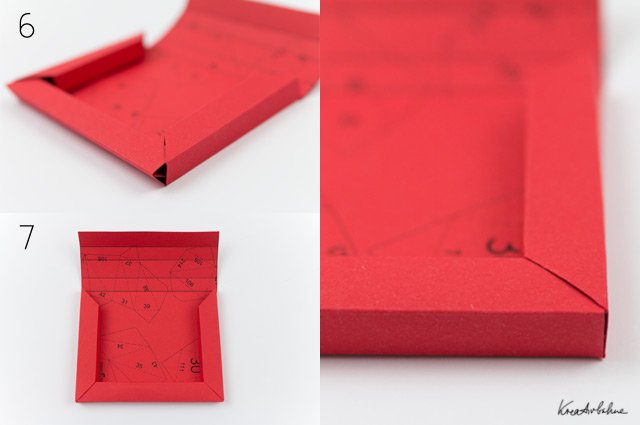 Bilderrahmen aus Papier selbermachen