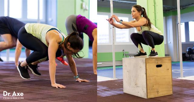 Пліометрика (або пліометрія) - це тренування, які складаються зі стрибкових рухів