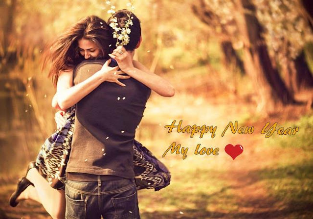 romantic happy new year images for girlsfriend 2017