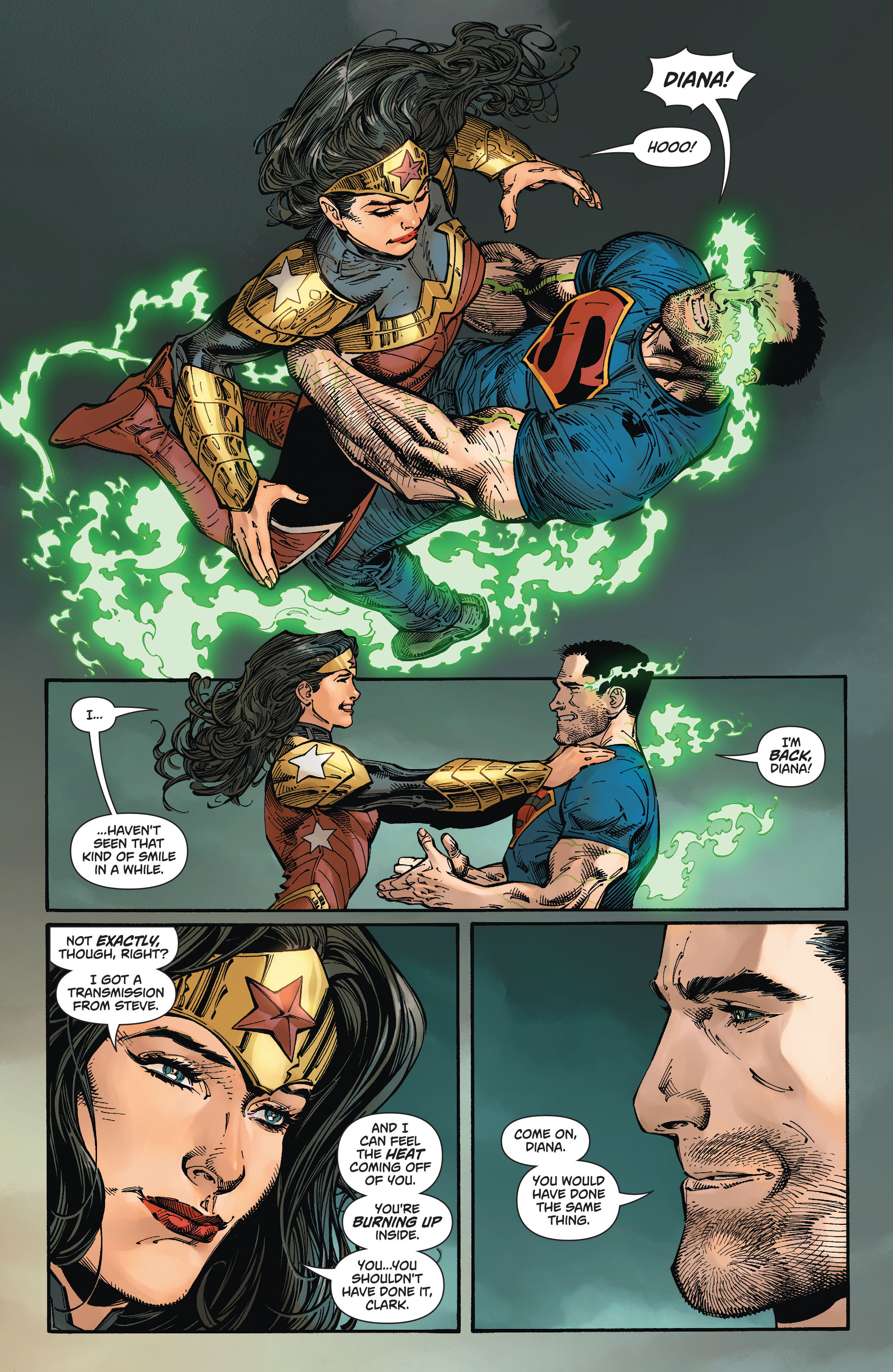 Read online Action Comics (2011) comic -  Issue #49 - 11