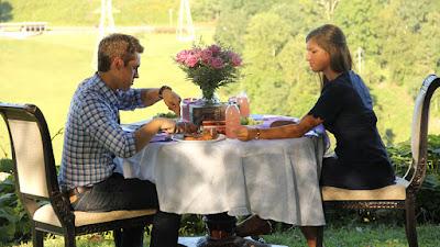Carlin Bates and Evan Stewart start courtship