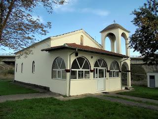 ο ναός του αγίου Χριστόφορου στα Γρεβενά