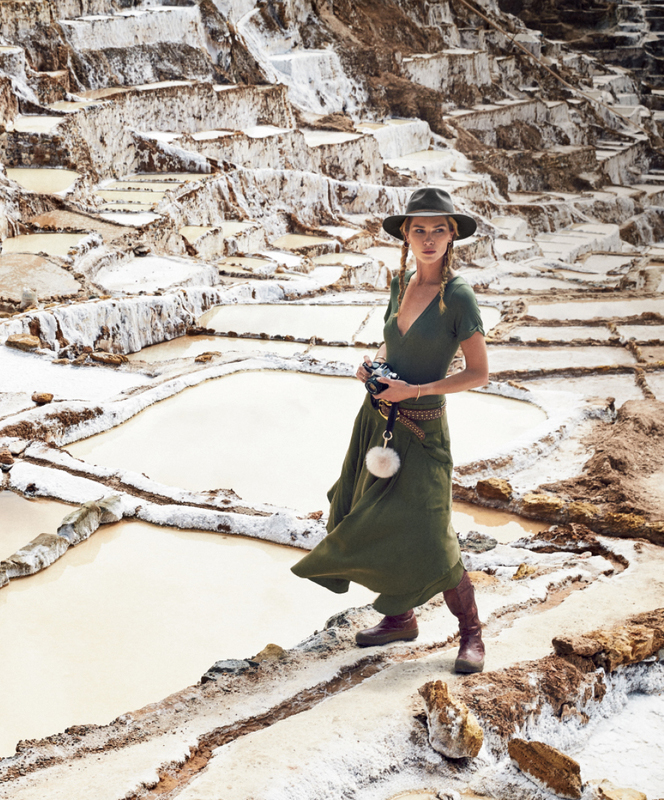 Erin Wasson on Staycations & Living in the Moment