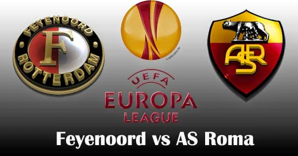Feyenoord vs AS Roma