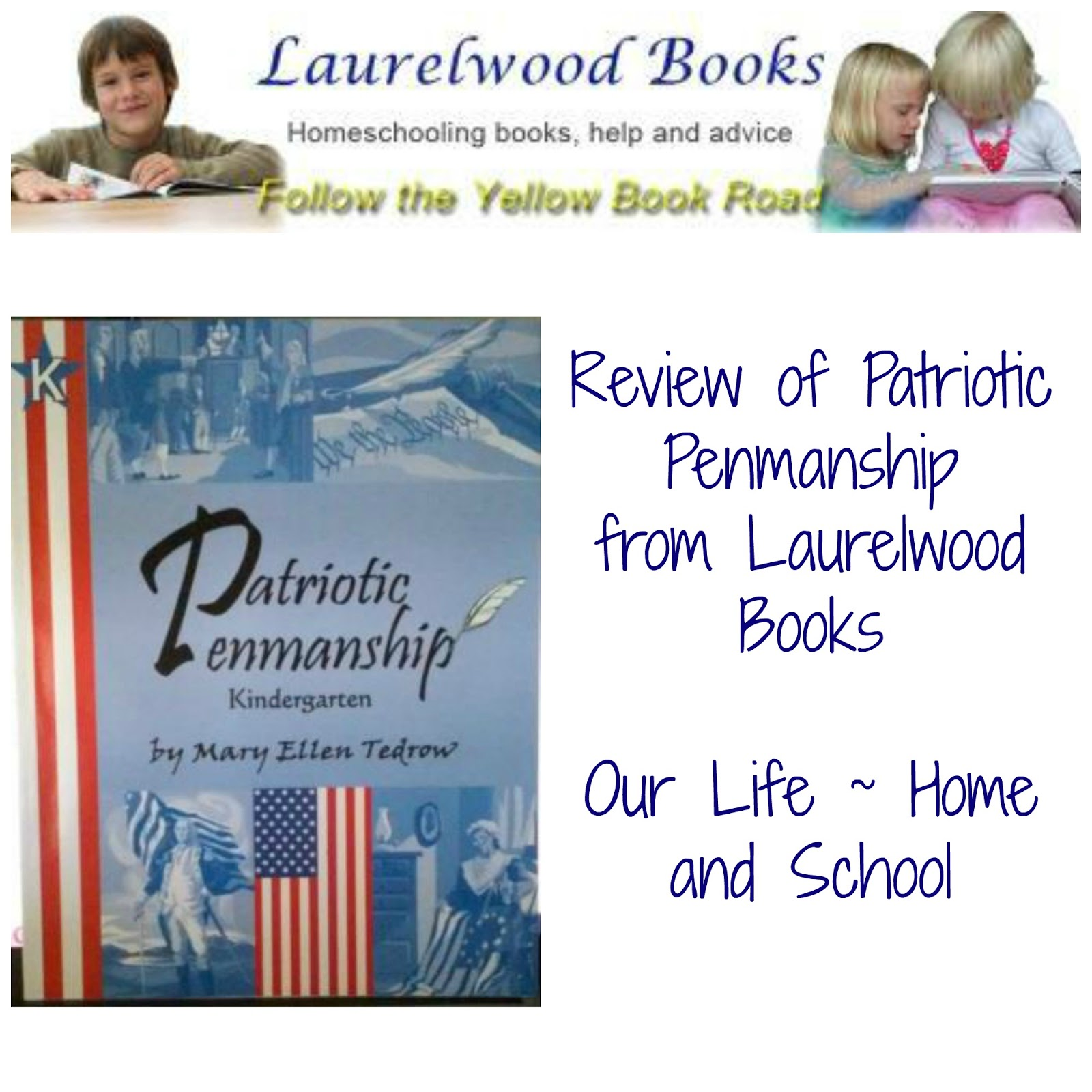 Our life home and school laurelwood books review for Laurelwood