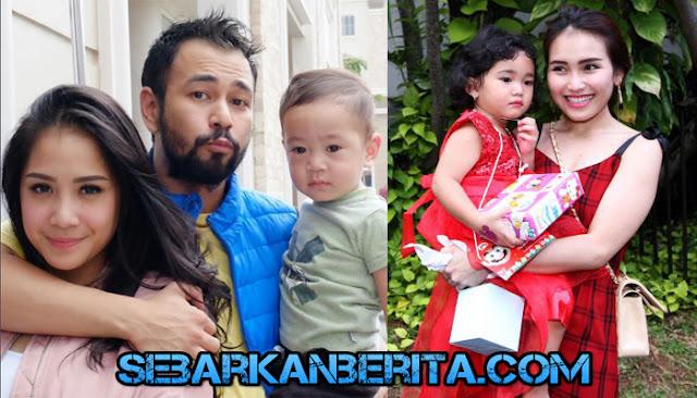 Anak Ayu Ting Ting Kalahkan Putra Raffi Ahmad , Sabet Gelar Kids Seleb Kesayangan di ajang Penghargaan Mom and Kids Awards 2016.