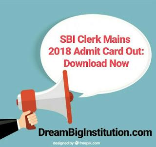 SBI Clerk Prelims Result 2018 Out: Check Junior Associates Result
