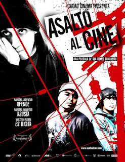descargar Asalto al Cine en Español Latino