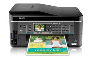 Epson WorkForce 545 Printer Driver Downloads & Software for Windows