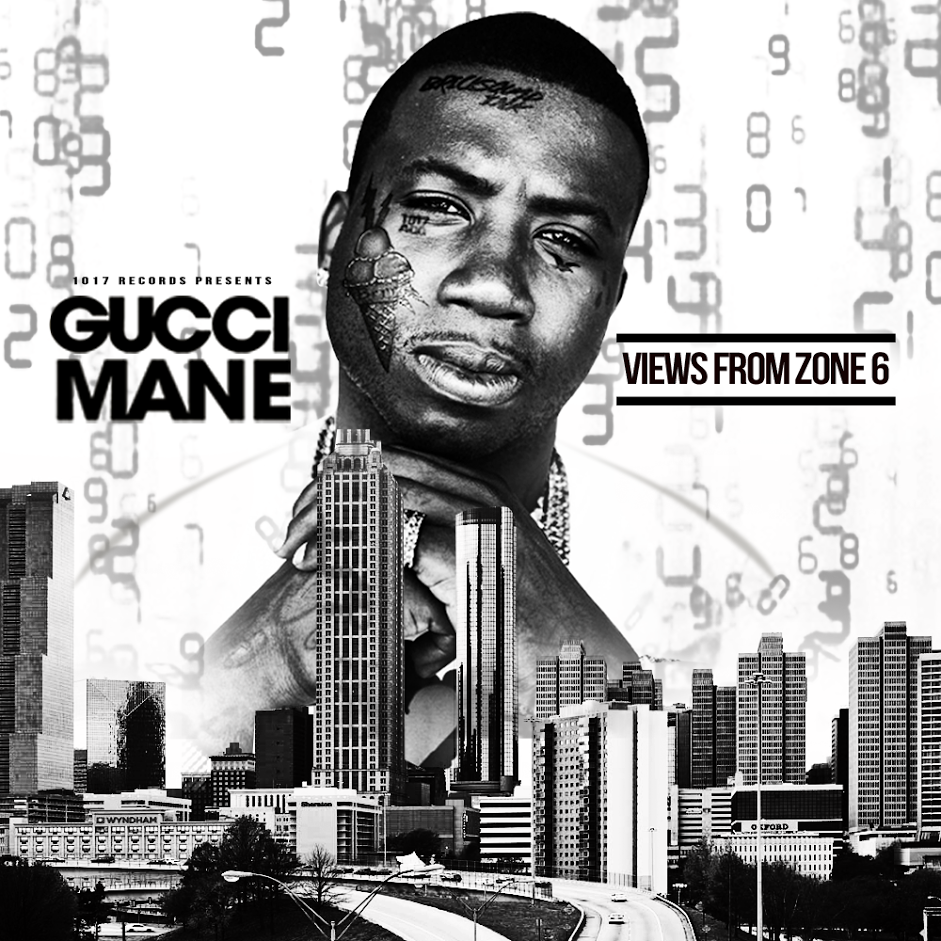 You are now breathing manually: Live Review - Gucci Mane