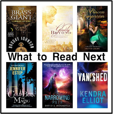Looking for something fun to read this summer?  Here's a few books to keep you busy with some Fantasy fiction, Time Travel, Mystery, Fairy Tale, and Steampunk adventure to satisfy your summer reading list.