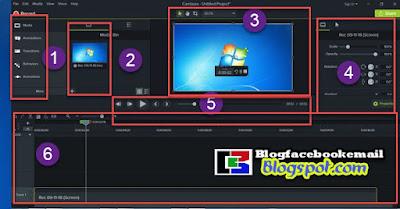 cara menggunakan camtasia untuk merekam layar
