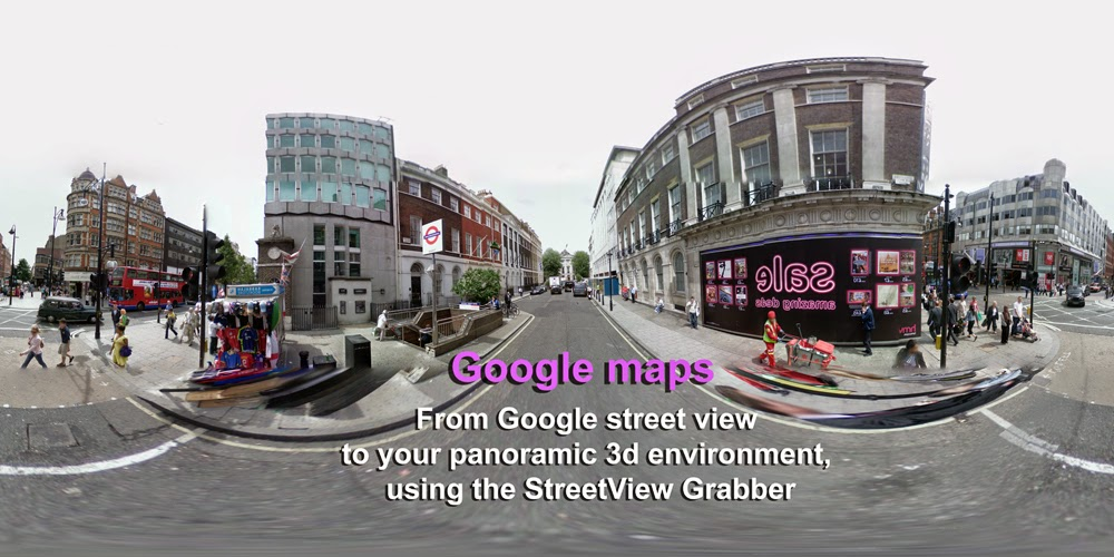 Maps 360.Viz Tech Support For Companies Artists Google Maps To Streetview