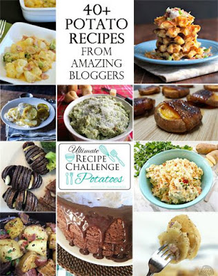 40 potato recipes recipe challenge