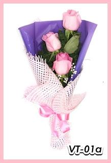 Jual Bunga Mawar Valentine Jakarta