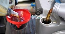 Berbahayakah jika sering ganti oli mesin kendaraan?